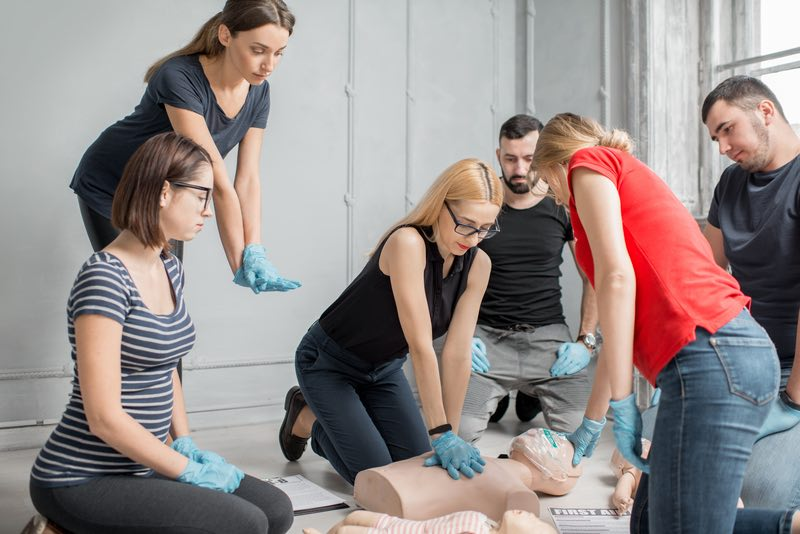 CPR-A/AED (Blended)