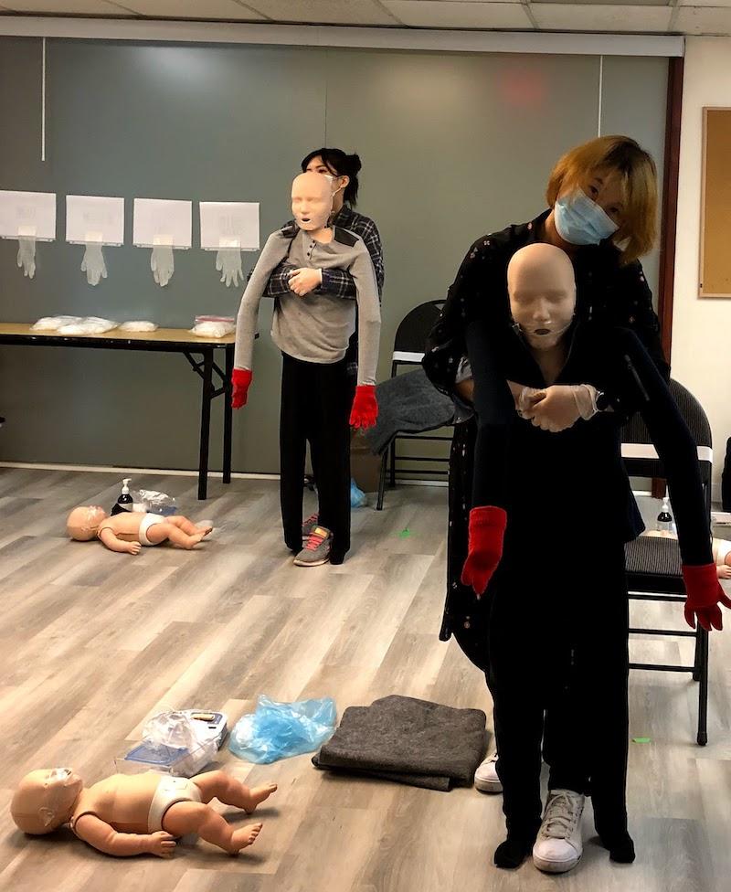 (한국어) CPR-A/AED (Blended)